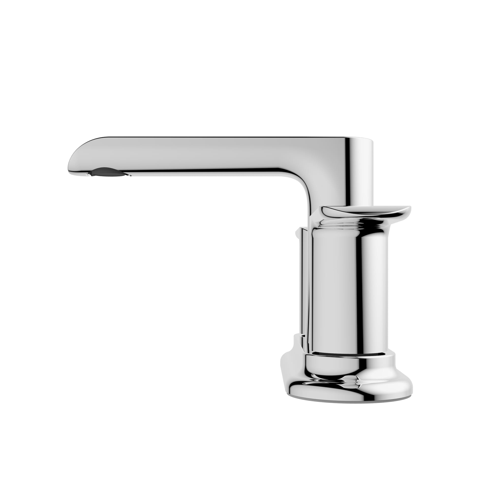 Lavatory Sink Faucet With Swivel Aerator Belanger Upt