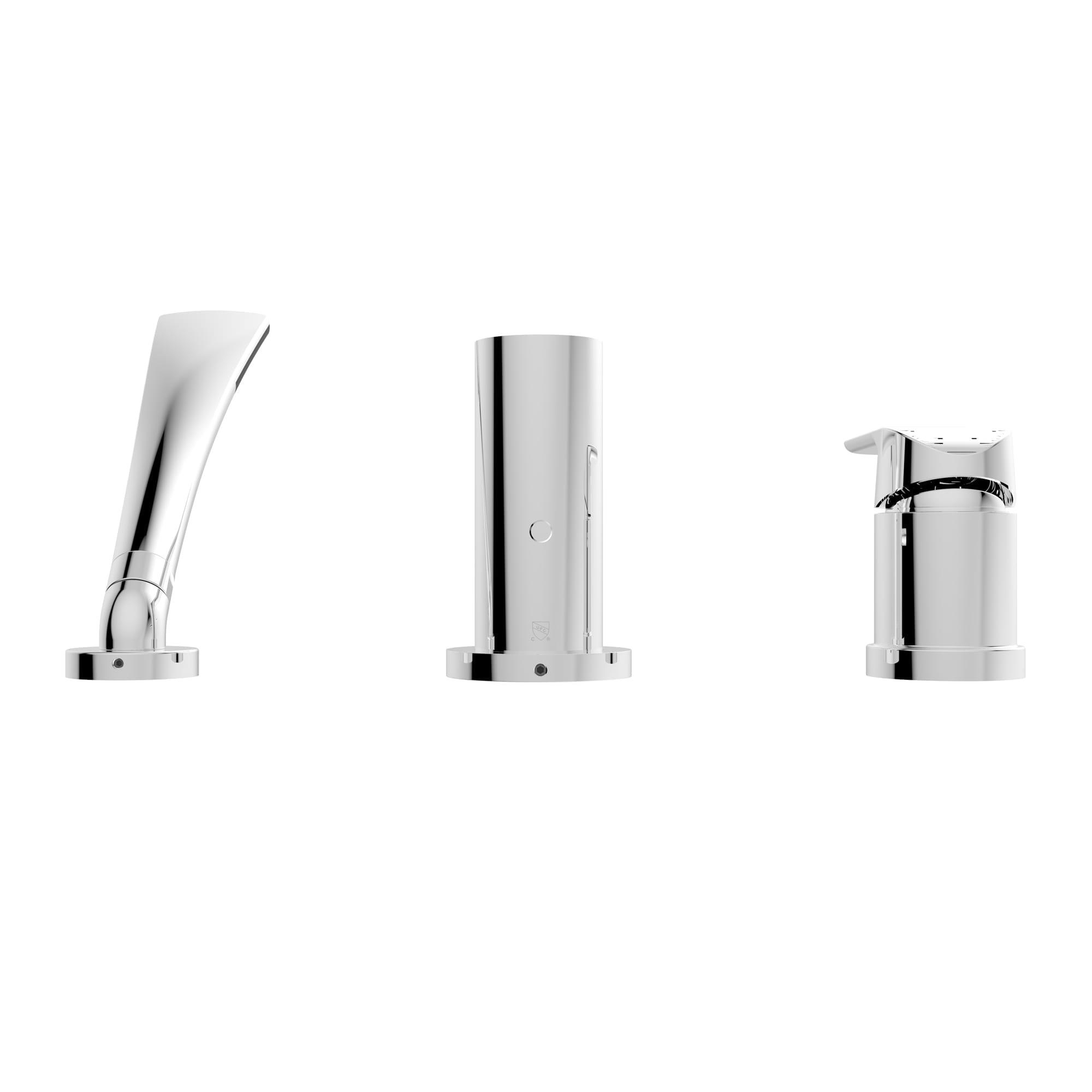 robinet pour baignoire garniture pour baignoire romaine douche main b langer upt. Black Bedroom Furniture Sets. Home Design Ideas