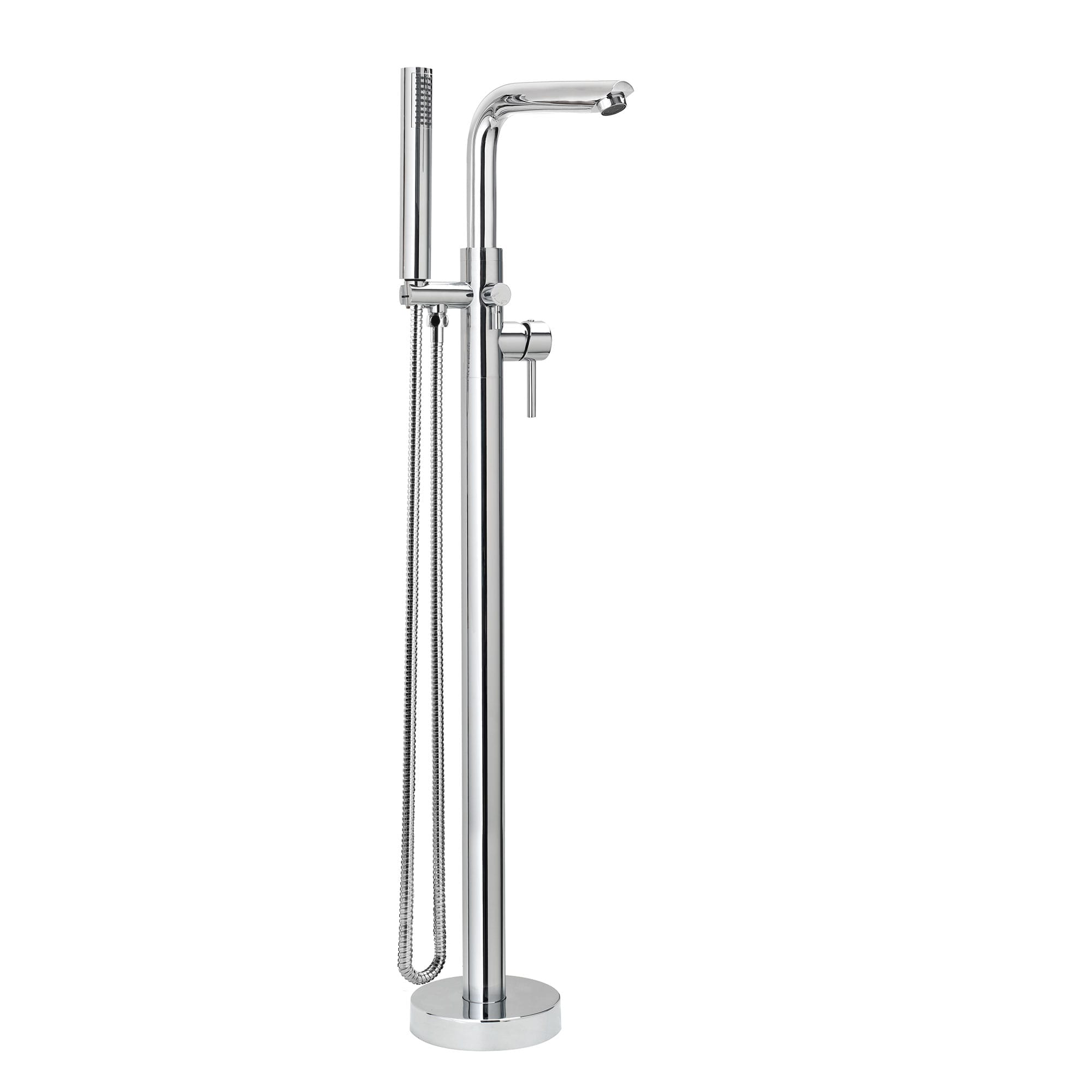 com filler floor handheld mount bath wand ip faucet akdy shower walmart bathtub tub knob freestanding floors