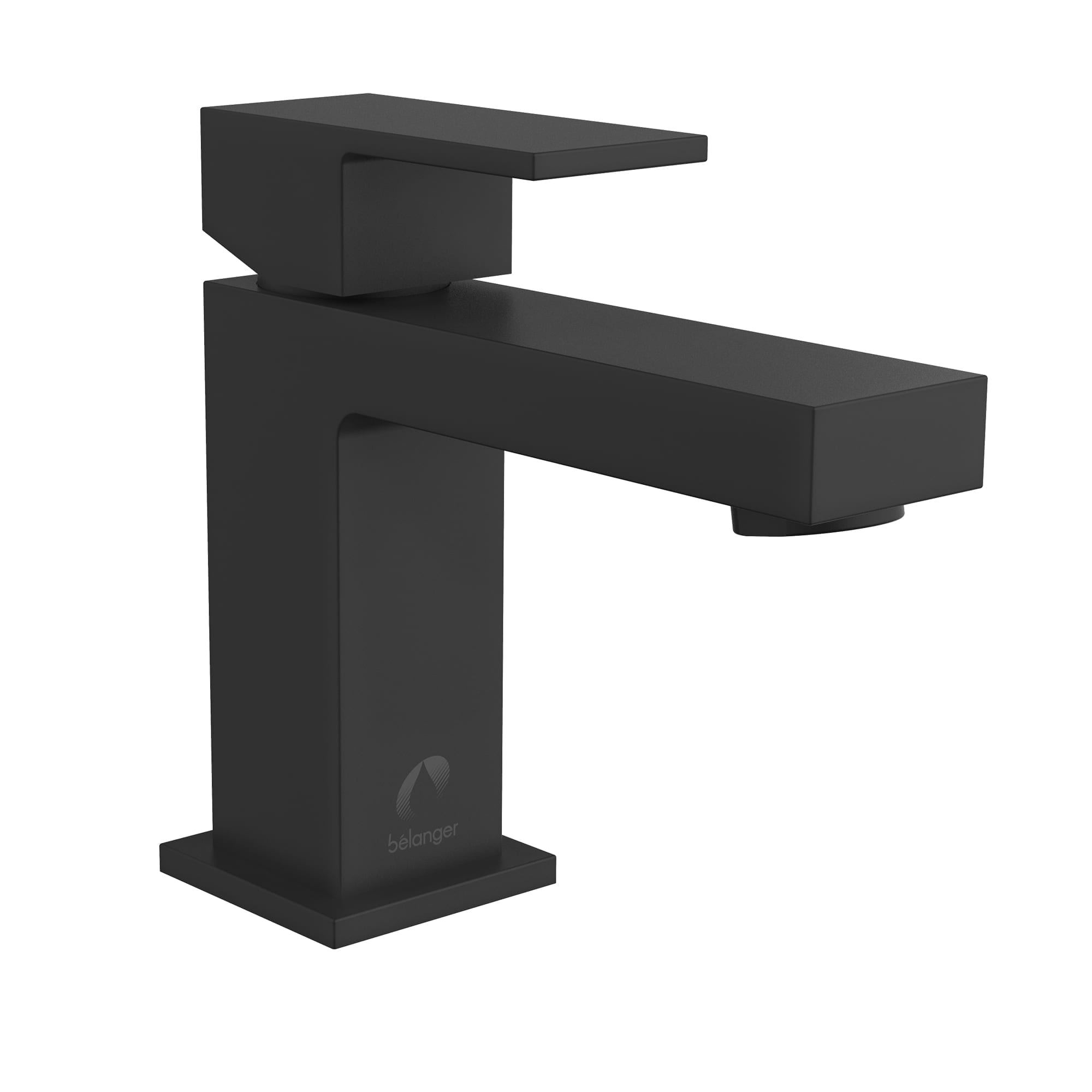 robinet noir mat pour lavabo de salle de bain b langer upt. Black Bedroom Furniture Sets. Home Design Ideas